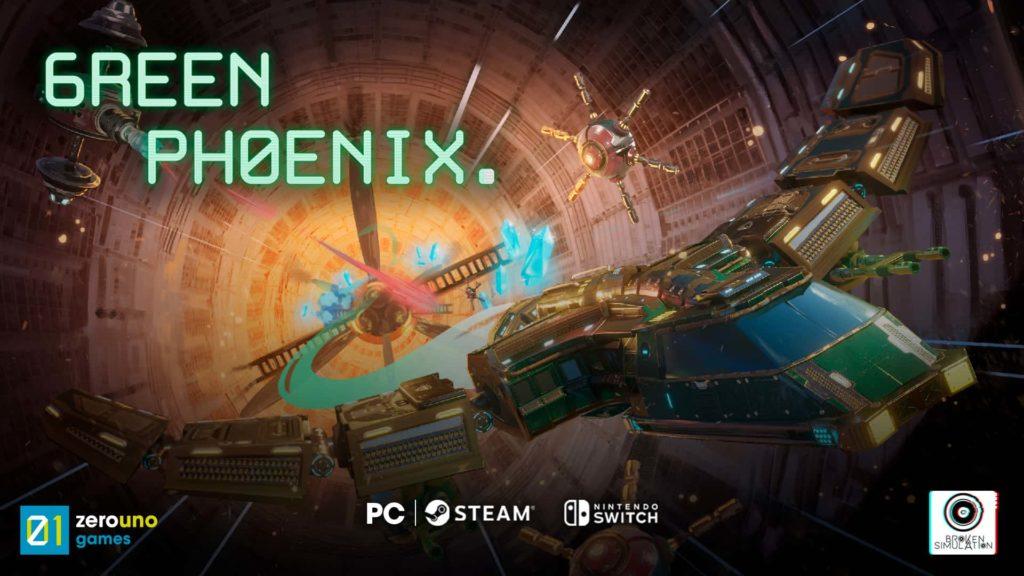 Zerounogames-GreenPhoenix-banner